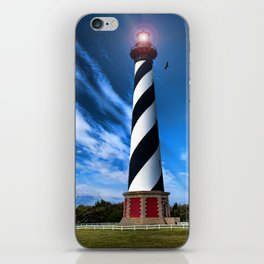 Cape Hatteras Light iPhone Skin