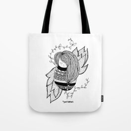 Hada Hipster Tote Bag