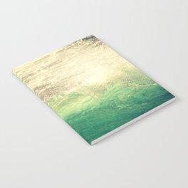 Seafoam Notebook