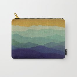 Mountain Memories Carry-All Pouch
