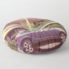 Opel Astra - The Undertaker Floor Pillow