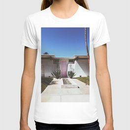The Pink Door - Palm Springs T-shirt