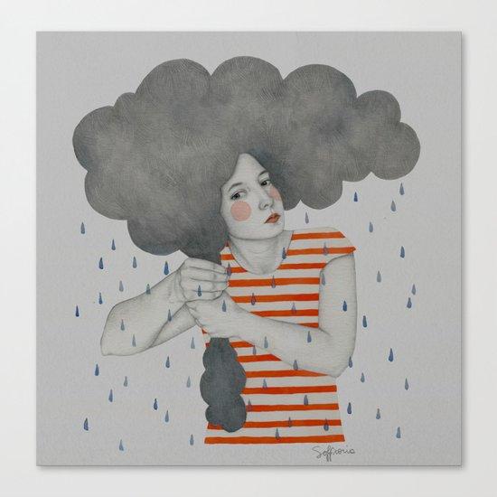 Luella Canvas Print