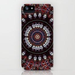 Kali Sa'Ham iPhone Case