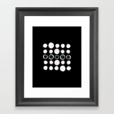 Total Eclipse Framed Art Print
