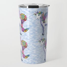 Madeline the Magic Unicorn 2 Travel Mug