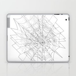 web of lies Laptop & iPad Skin