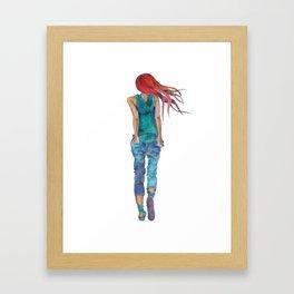 Carolijn Framed Art Print