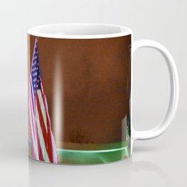 Patriotic at dusk Coffee Mug