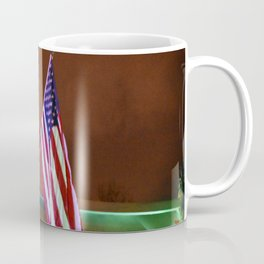 Patriotic at dusk Coffee Mug