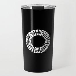 Satanoscillatemymetallicsonatas Travel Mug