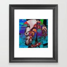 Her and I #1 Framed Art Print