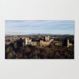 Ludlow 5 Canvas Print