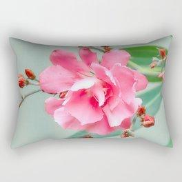 Blossom forward Rectangular Pillow