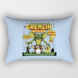 The Mischievous Gremlin Rectangular Pillow