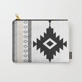 Pueblo in Tan Carry-All Pouch