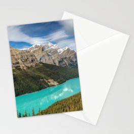 Peyto Lake Banff National Park Alberta Canada Ultra HD Stationery Cards
