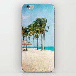 Tropical Breeze iPhone Skin