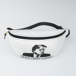 Space Force Leader Fanny Pack