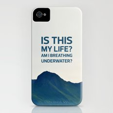 Is this my life? iPhone (4, 4s) Slim Case