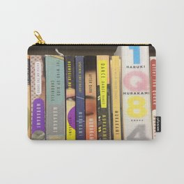 Murakami Books Carry-All Pouch