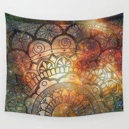 Galactic Mark Wall Tapestry