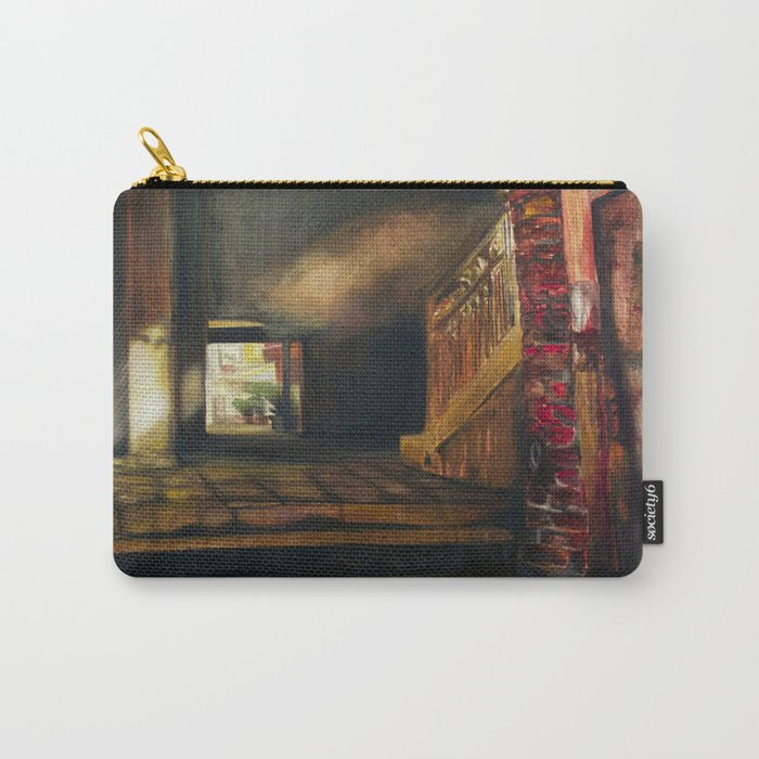 Corridor in Venice Carry-All Pouch