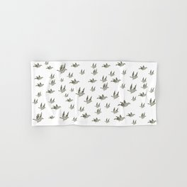 Pigeons Hand & Bath Towel