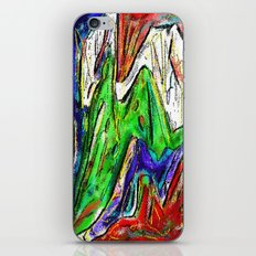 Misunderstood - Texture 7 iPhone & iPod Skin