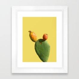 Cactus 3 Framed Art Print