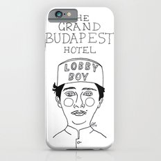 The Grand Budapest Hotel iPhone 6s Slim Case
