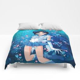 Sailor Mercury Comforters
