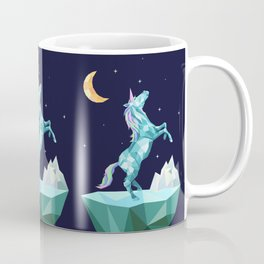 unicorn in the universe Coffee Mug
