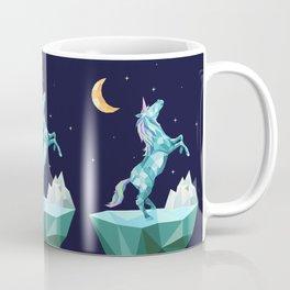 unicorn in the universe Coffee Mug
