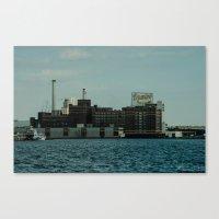 baltimore Canvas Prints featuring Baltimore by Reggie Thomas Photos
