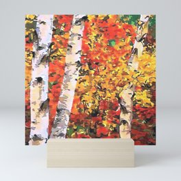 Fall Colors Mini Art Print