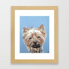 Axel Framed Art Print