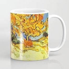 Vincent van Gogh, The Mulberry Tree.  Coffee Mug