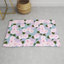 The Camellia Theory Rug