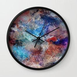 Disco Thunder Wall Clock