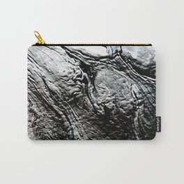 Black Lava Carry-All Pouch