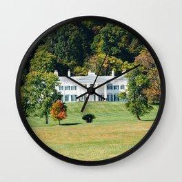 Morven Mansion Wall Clock