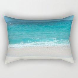 Take a Deep Breath Rectangular Pillow