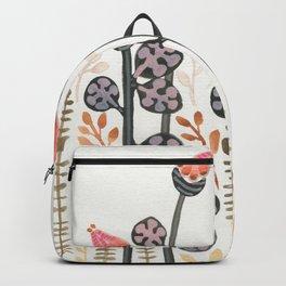 Strange Flowers Backpack