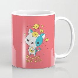 Really Good Kitty Coffee Mug