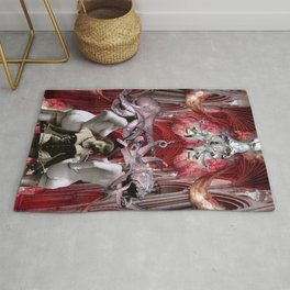 Gathering Of Witches Rug