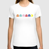 pacman T-shirts featuring Pacman by TheGraphyte
