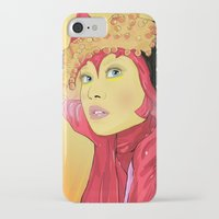 superheroes iPhone & iPod Cases featuring Superheroes SF by Vasco Vicente