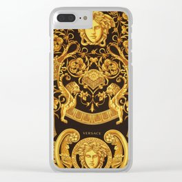 Sace Gold Clear iPhone Case