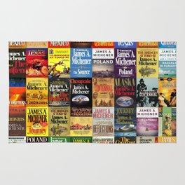 Michener Books Rug